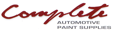 Complete Automotive Paint Supplies